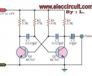 Simple Signal injector circuits using transistors | De vizitat ...