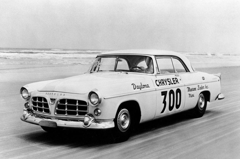 1955 Chrysler C300 331 Firepower Hemi Chrysler 300 Nascar