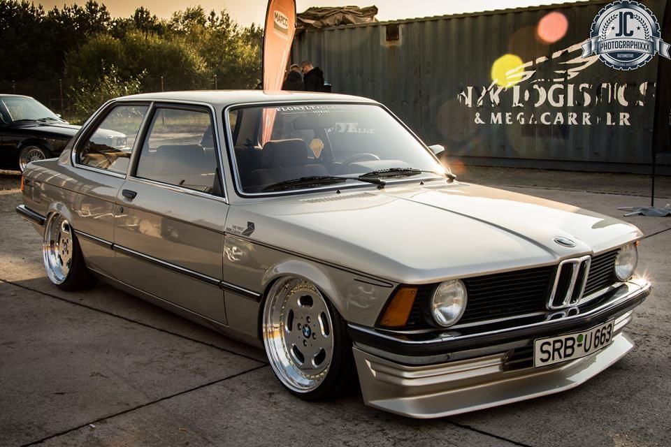 Alloy Wheels Shop Stance Works Go Just Perfect 3 Bmw E21
