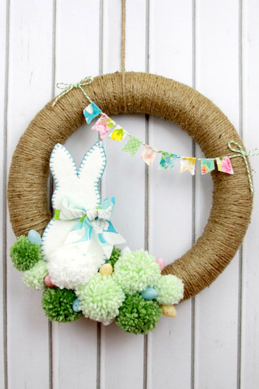 Photo of Greet spring with these DIY Easter wreath ideas