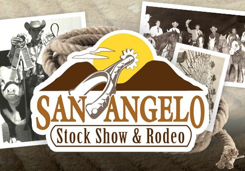 Welcome San Angelo Stock Show And Rodeo Sno Goodfellow
