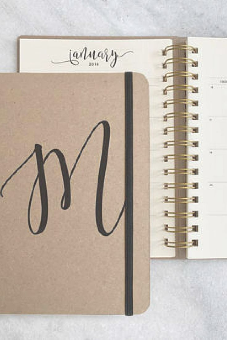 Plan your year with simple elegance!  #planner #planneraddict #yearlyplanner #planning #plannerlove #plannergirl #elegantplanner #simpleplanner