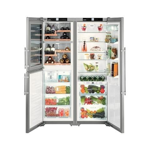 LIEBHERR 101465645 - Frigoriferi 3 e 4 Porte - GZ Shop | frigoriferi ...
