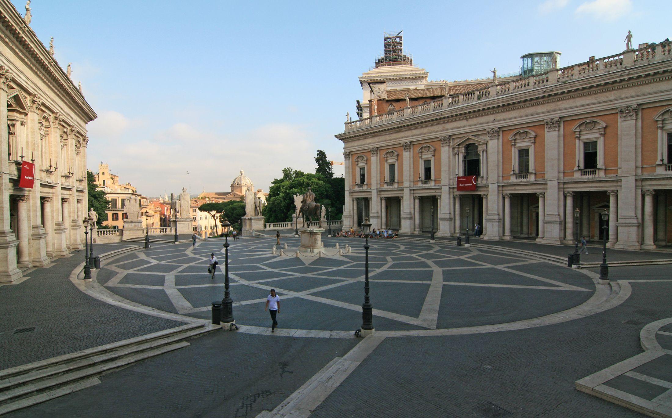 Piazza della Campidoglio