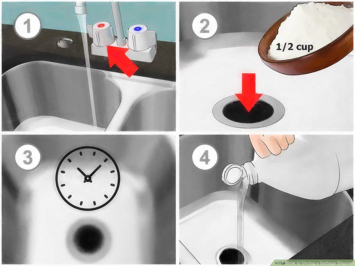 Unclog Kitchen Sink With Garbage Disposal Di 2020 Hidup Hidup Sehat