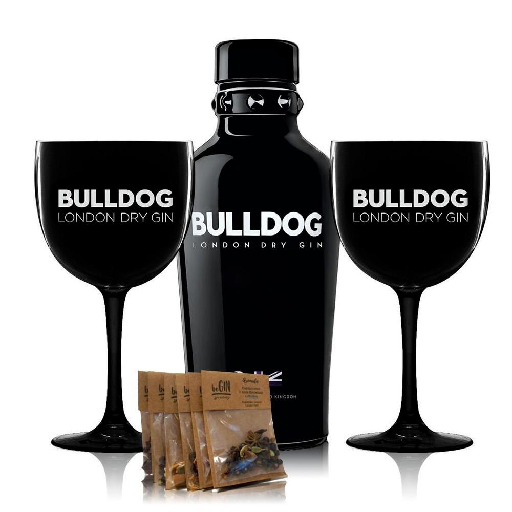 Gin Bulldog Gin Seco O Gin Ervas