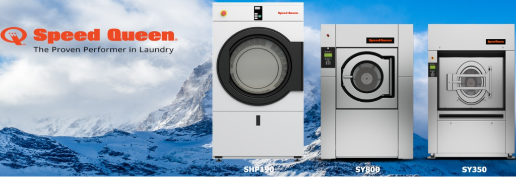 Speed Queen S Hygienic Laundry Machines Laundry Speed Queen Laundry Equipment