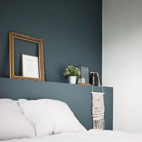 kleur schorpioen  FLEXA  Gamma  slaapkamer stoer in
