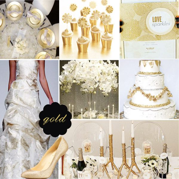 photos of silver and gold weddings share your winter wedding details email editorwedsavvycom new years eve