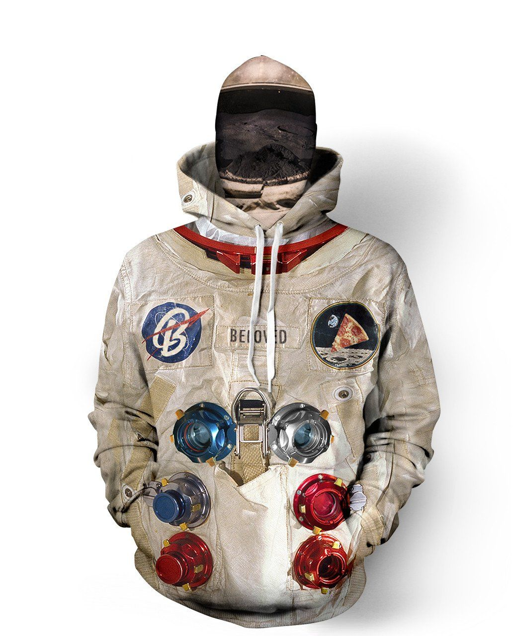5b91a1dcde Astronaut Suit Hoodie Astronaut Suit, Beloved Shirts, Galaxy Planets,  Closet Space, Nasa