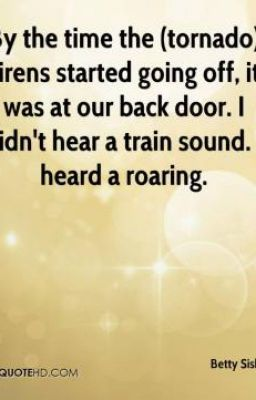 When the Sirens Couldn't Be Heard #wattpad #mystery-thriller