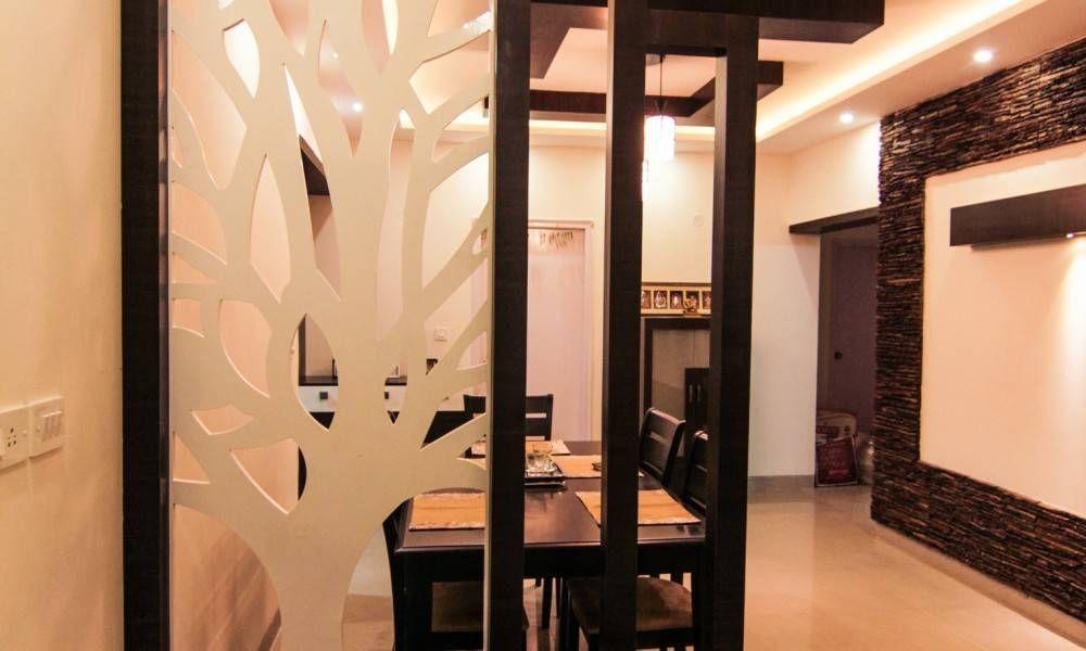 Image Result For Wooden Partition Designs Between Living Dining False Ceiling Design False Ceiling False Ceiling Living Room