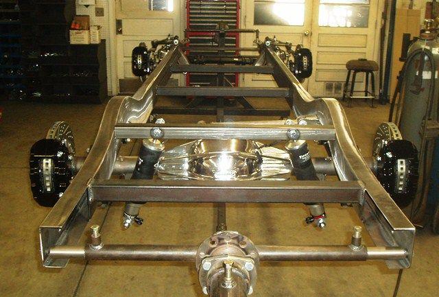 custom truck frames. Custom Frame By Progressive Automotive Truck Frames E