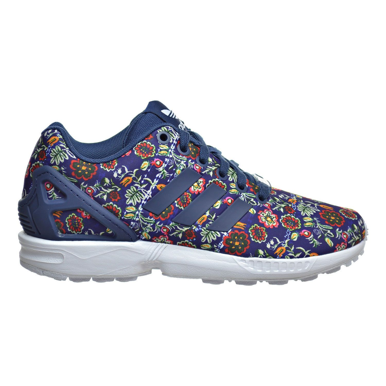 18a2b162f Adidas Zx Flux Women S Shoes St Dark Slate St Dark Slate White S76595
