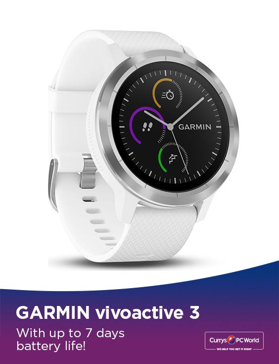 GARMIN vivoactive 3 White Garmin vivoactive