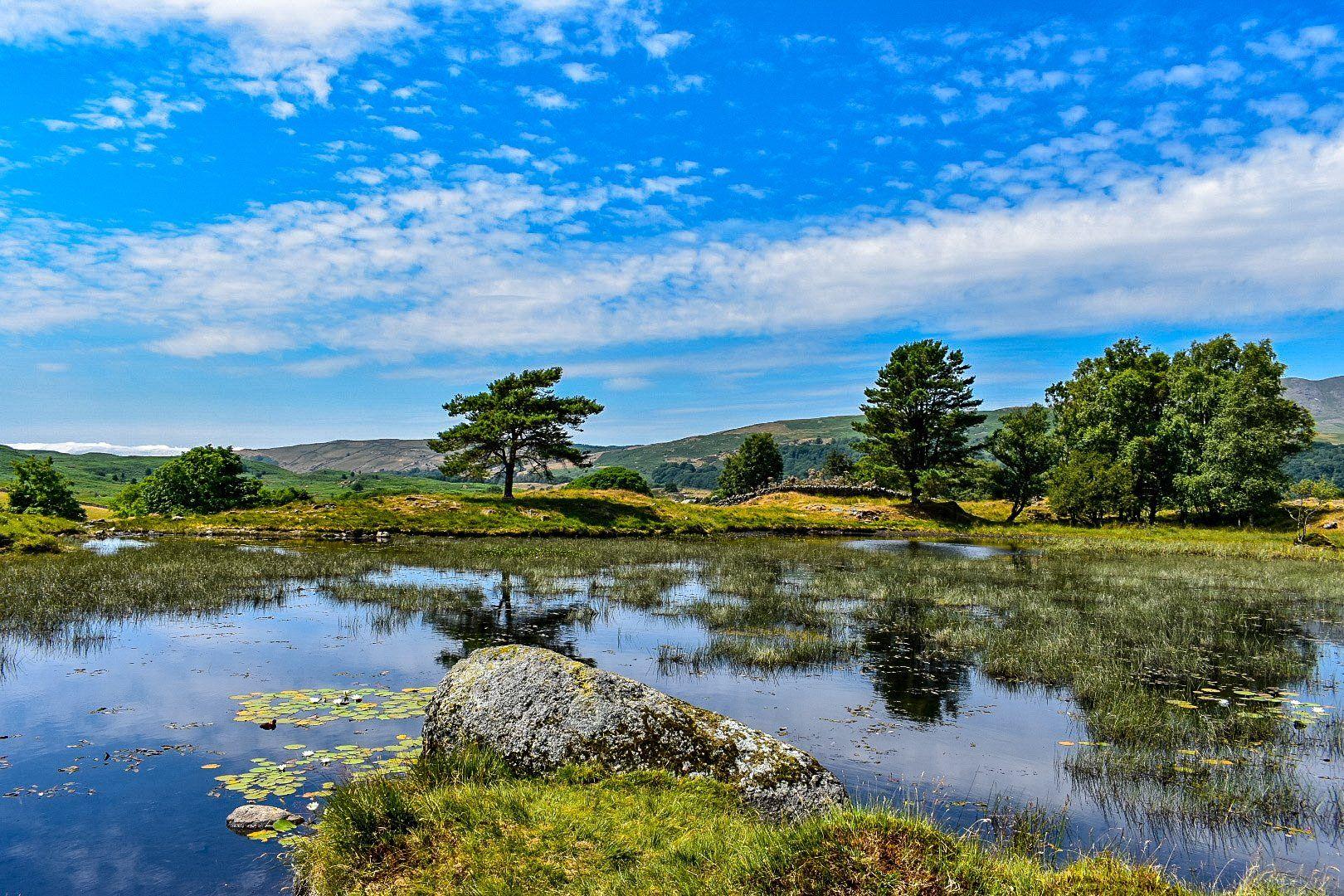 Daryn Davies On Landscape Photography Lake District Natural Landmarks