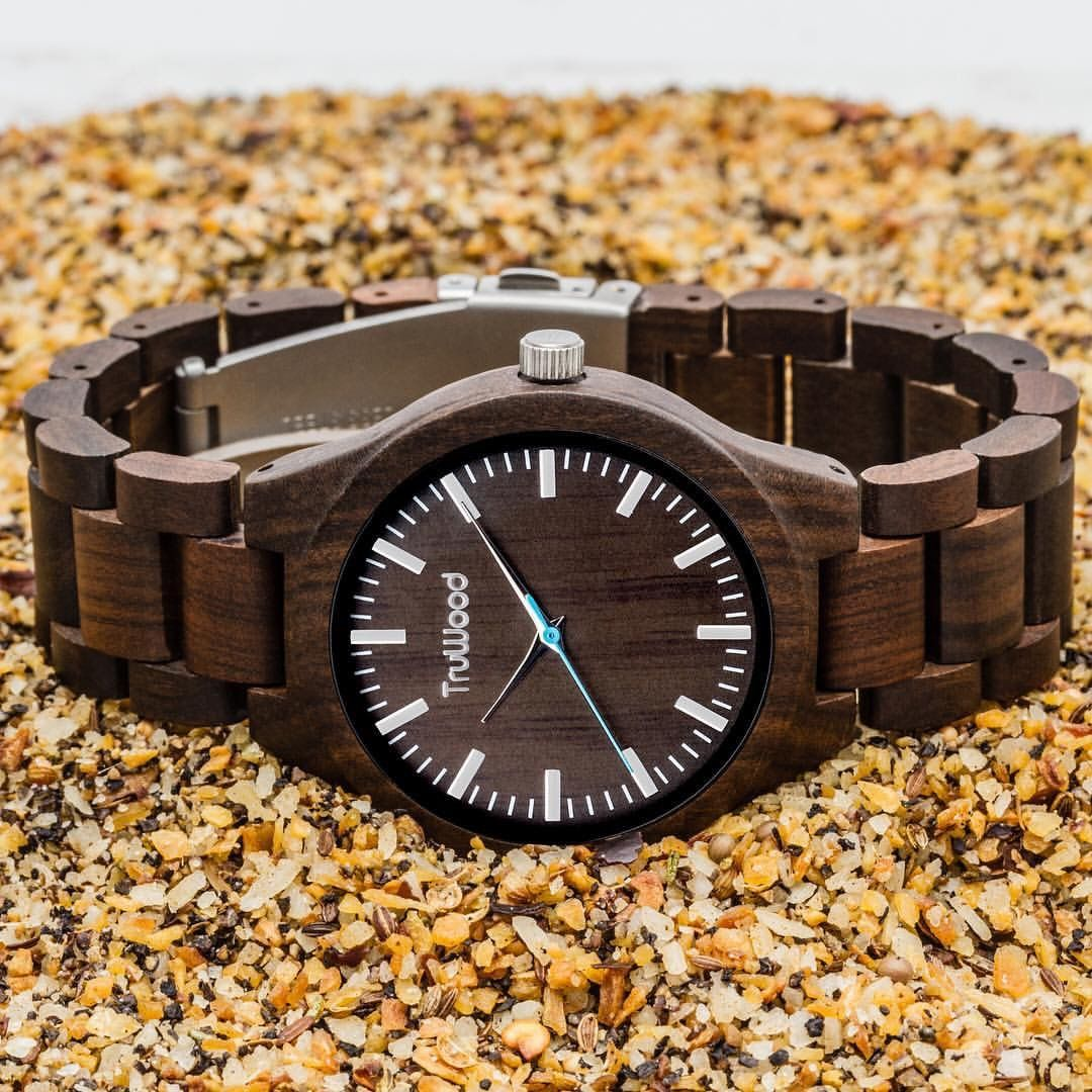 71e60ba5b75 The TruWood Hawk! One of the finest wooden watches on the market ...