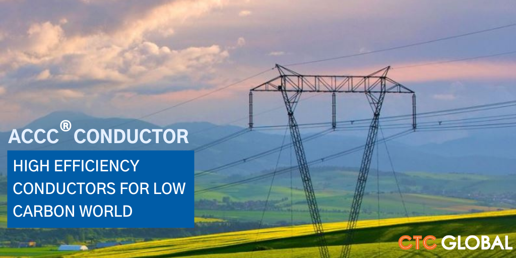 Accc Conductor By Ctc Global Helps In Combating Climate Change And Effectively Reduces Harmful Emissions Visit To Learn More Https Www In 2020 Conductors Global