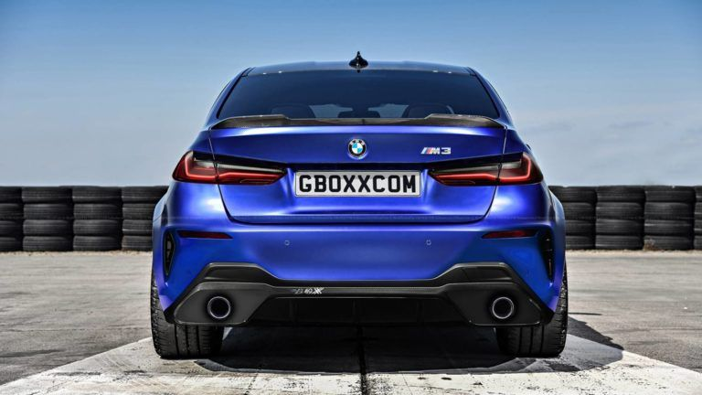 Next Gen 2020 Bmw M3 Rendered Looks Like M3 Cs With New Face Bmw M3 New Bmw Bmw