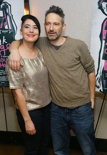 Kathleen Hanna And Adam Horovitz The Punk Singer Screening In Nyc