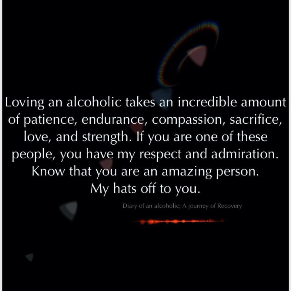 Alcoholic Quotes New Yes This Is So True Living With An Addict Takes All Of The Above . Inspiration Design