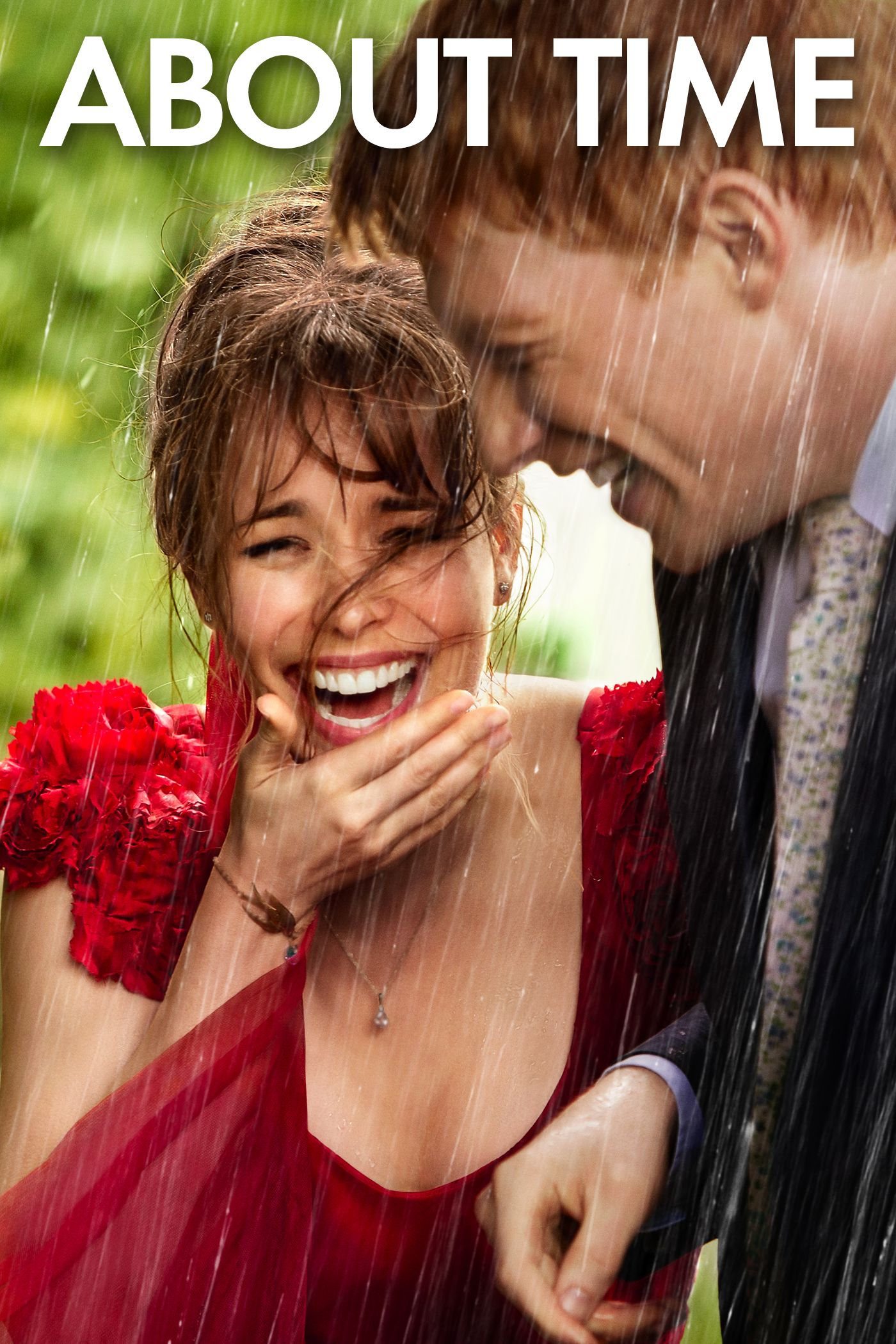 About Time. Surprisingly good movie. Makes you think. If