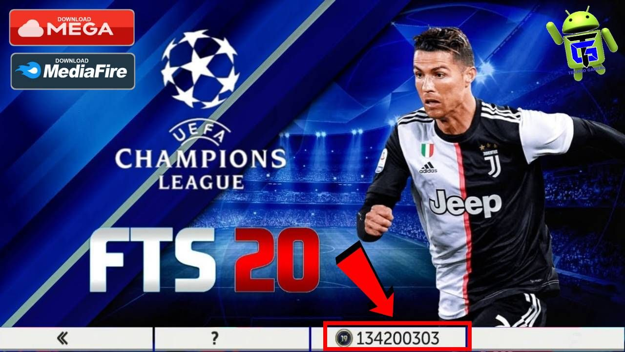 FTS 20 UCL APK Mod Money First Touch Soccer 2020 Android
