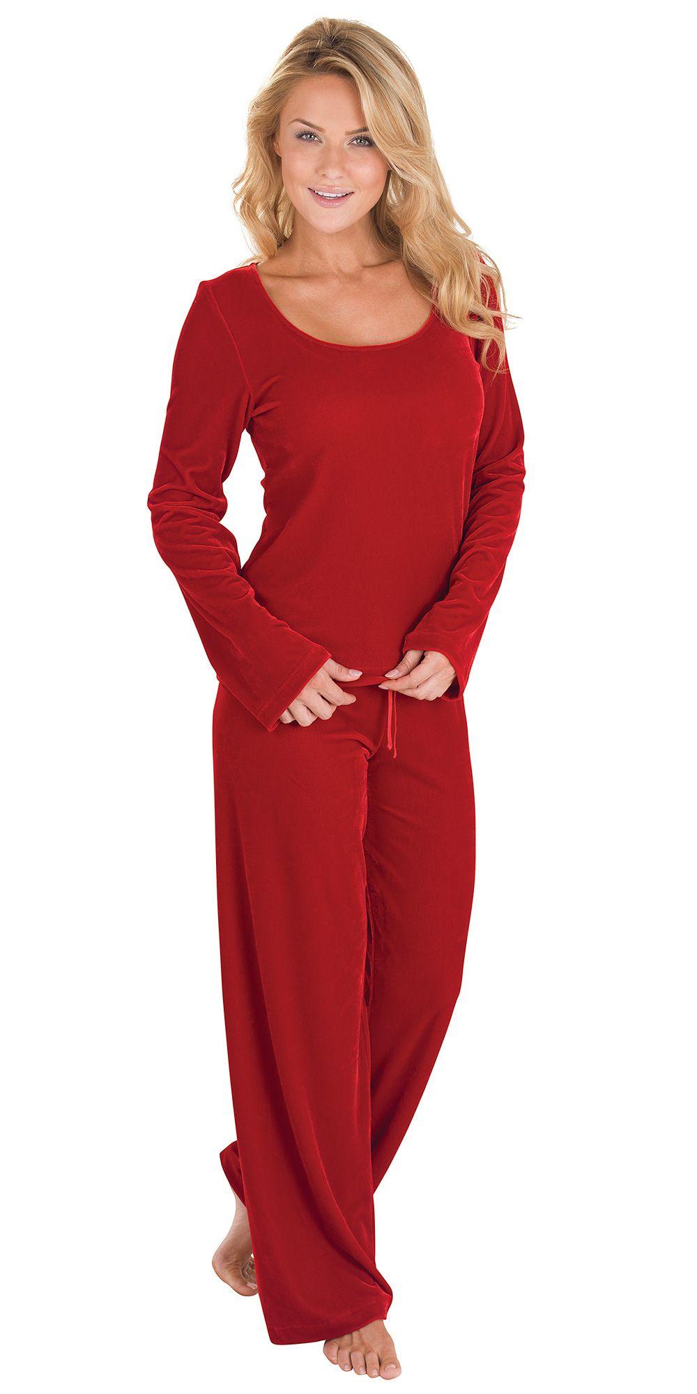30323da5d62 Ruby Velour Pajamas