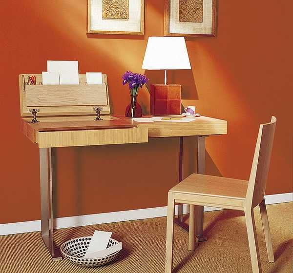 Space Saving Desk · 6 Space Saving Furniture Design Ideas For Small Rooms