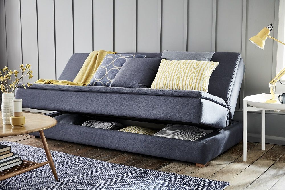 12 Of The Best Minimalist Sofa Beds For Small Spaces Linfiz Romperswomen Tk In 2020 Sofa Bed For Small Spaces Minimalist Sofa Sofa Bed Design