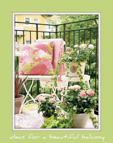Outdoor Living: Ideas for a Beautiful Balcony