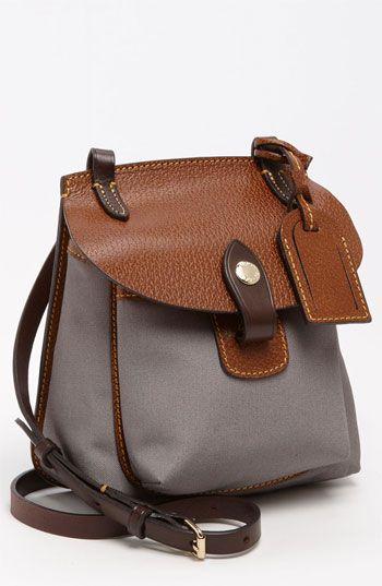 6f728fa2d1ea Dooney   Bourke  Mini Pocket  Crossbody Bag