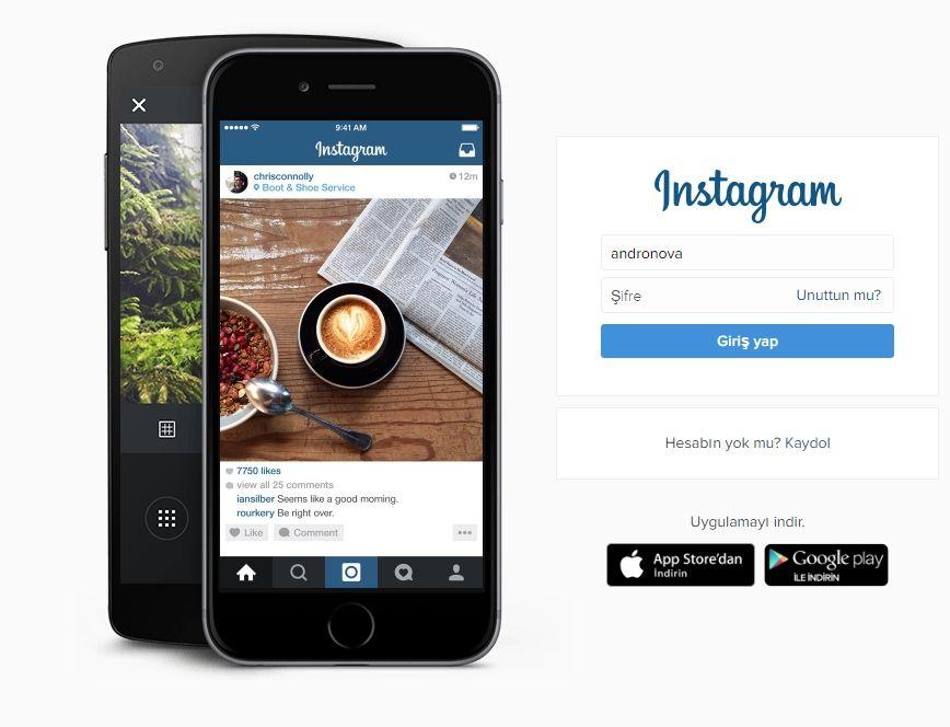 Instagram Hesabini Gecici Olarak Kapatma Dondurma Instagram Telefonlar Veri Kurtarma