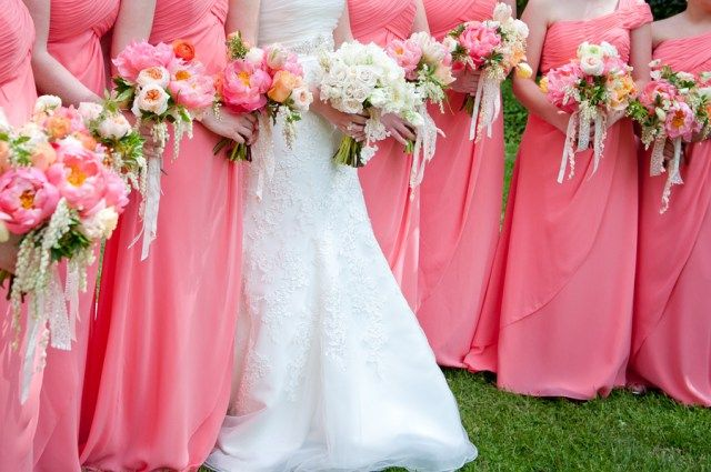 Real Wedding: Libby and Scott's Colorful Spring Wedding (18)