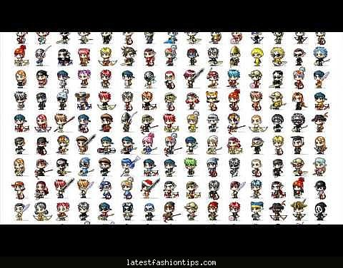 Nice Best Vip Hairstyles Maplestory Hair Styles Lucky Colour Vip