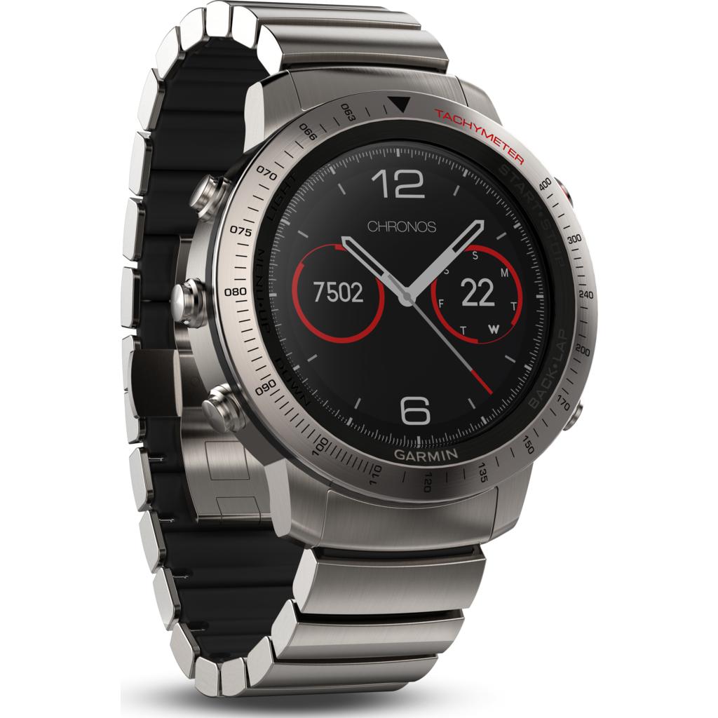 5a5d94aa7de Garmin Fenix Chronos Multi-Sport GPS Watch