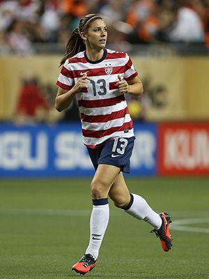 Soccer Star Alex Morgan on Why She Plays #SELFmagazine