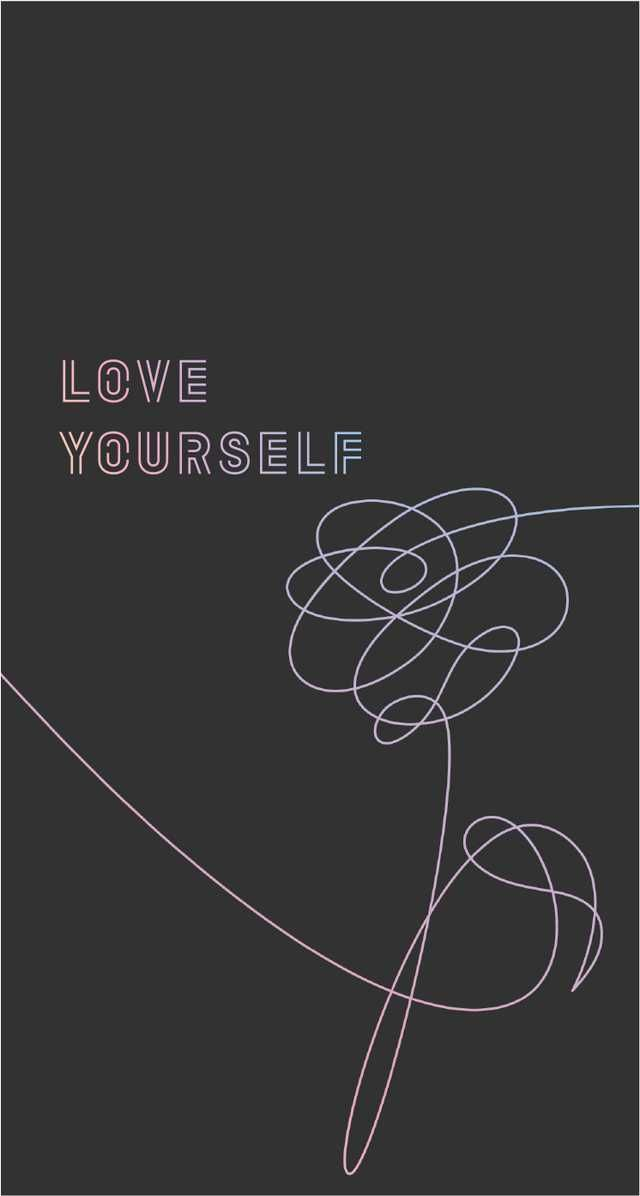 Bts Love Yourself Wallpapers Pt 2 Bts Wallpaper Lyrics Bts Love Yourself Bts Lyric
