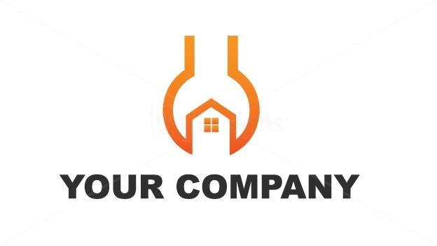 House Repair Ready Made Logo Designs 99designs Logo Design Maintenance Logo Home Repair