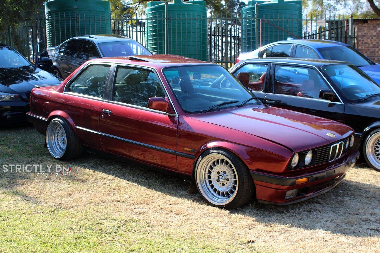 1989 Bmw E30 Alpine Weiss Bmw E30 Bmw E30