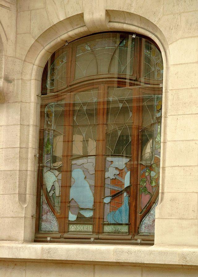 Epingle Par Genevieve Rovin Claudel Sur Art Nouveau Architecture Meurthe Et Moselle Architecture Art Nouveau Chambre De Commerce