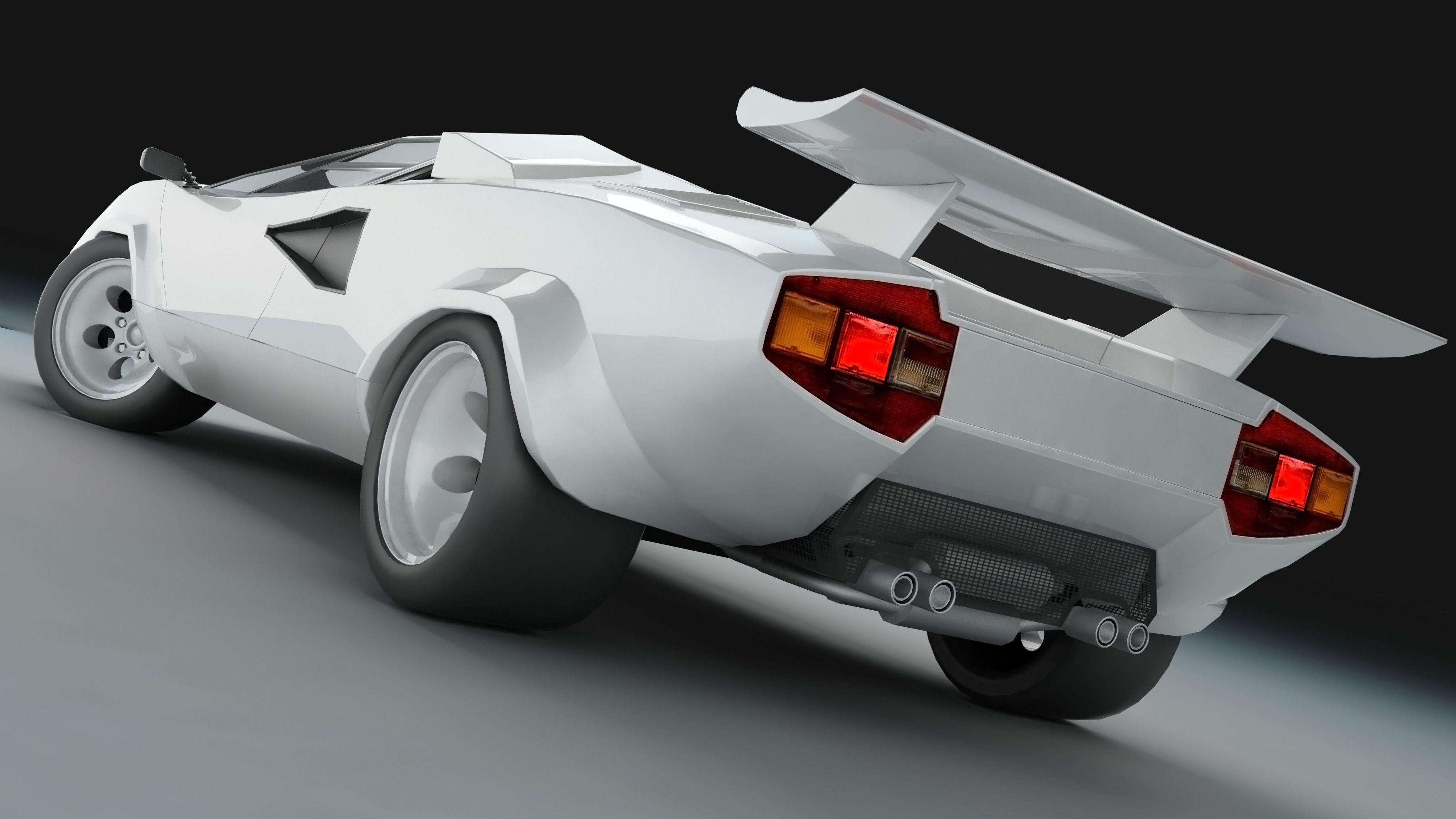 Miami Vice Lamborghini Lamborghini Countach 5000s Miami Vice