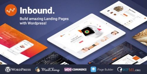 Nulled Inbound v1.2.15 – WordPress Landing Page Theme - https://ityy ...