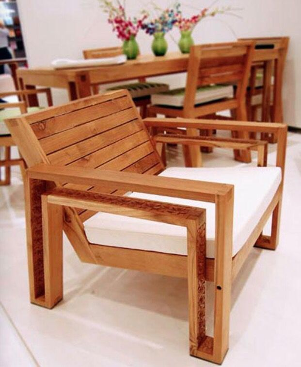 How To Make Patio Chairs Perfect 31 Your Own Outdoor Furniture