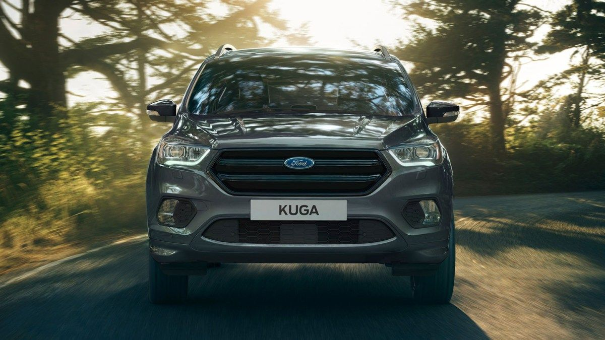 Ford Kuga 2 0 Tdci Titanium With Images Ford Kuga 2019 Ford