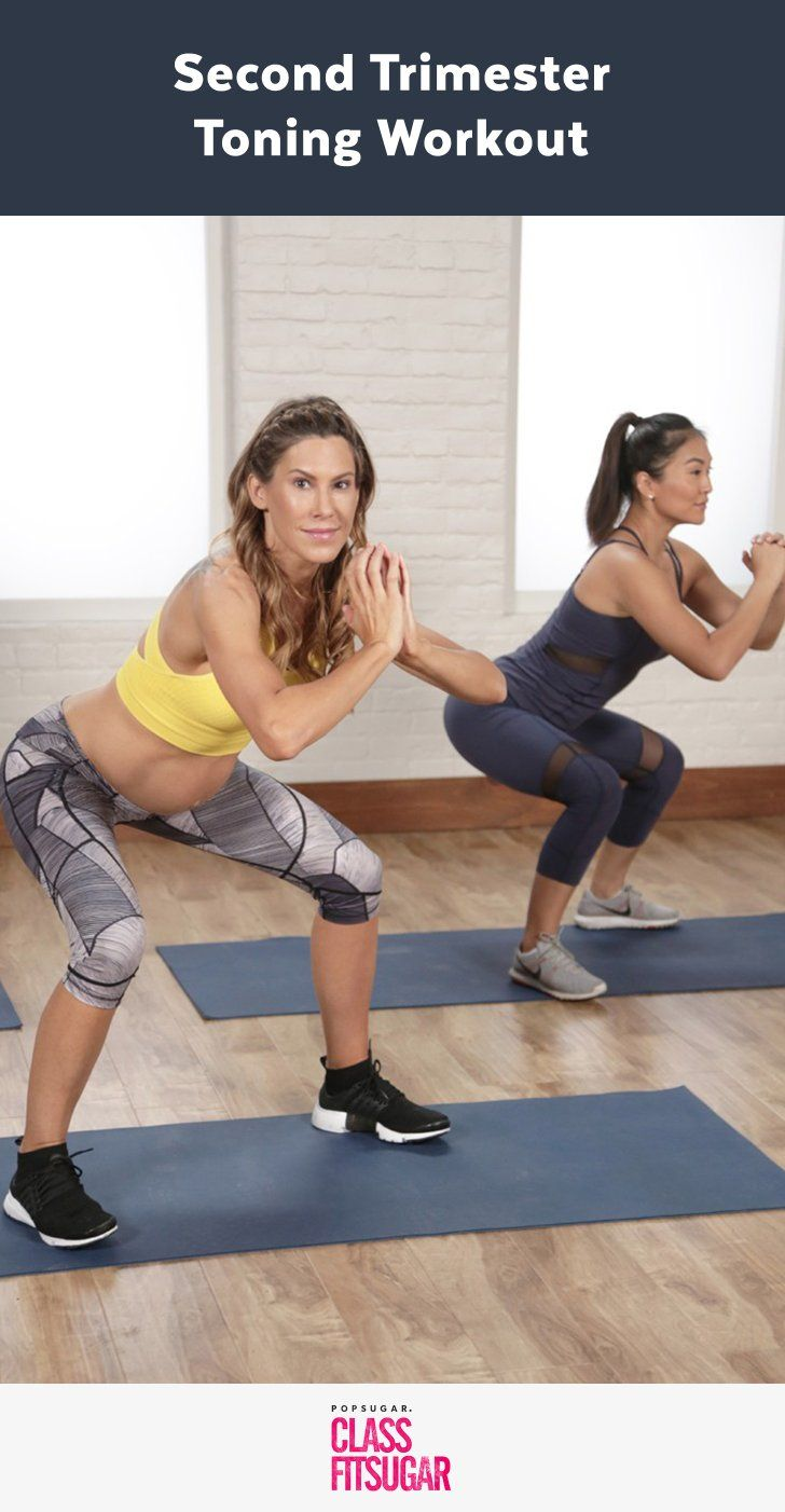 Can You Get In Shape While Pregnant Prenatal Workout With Images Prenatal Workout Video Prenatal Workout Exercise While Pregnant