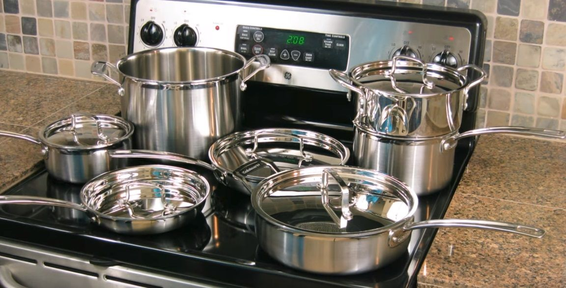 ᐅ Best Cookware For Glass Top Stoves Reviews Mar 2020 Pots