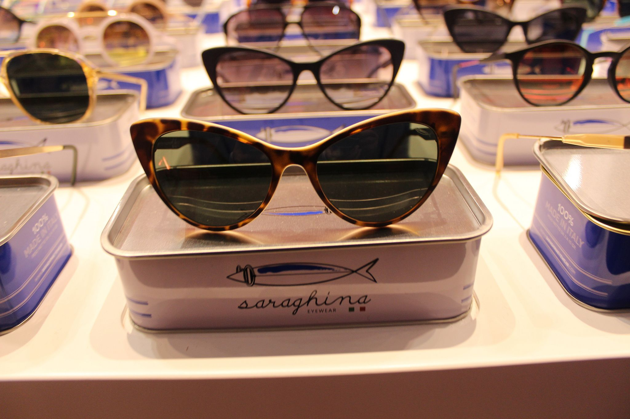 Sezer Optik Gunes Gozlugu Sunglasses Fashion Glasses