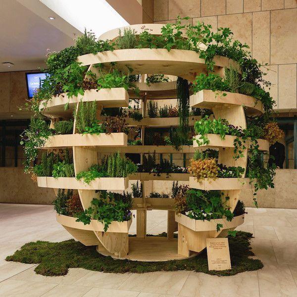 Promoting A Positive Culture Through Thought Provoking Articles On Art Design Photography Architecture Techno Ikea Garden Garden Spheres Ikea Indoor Garden