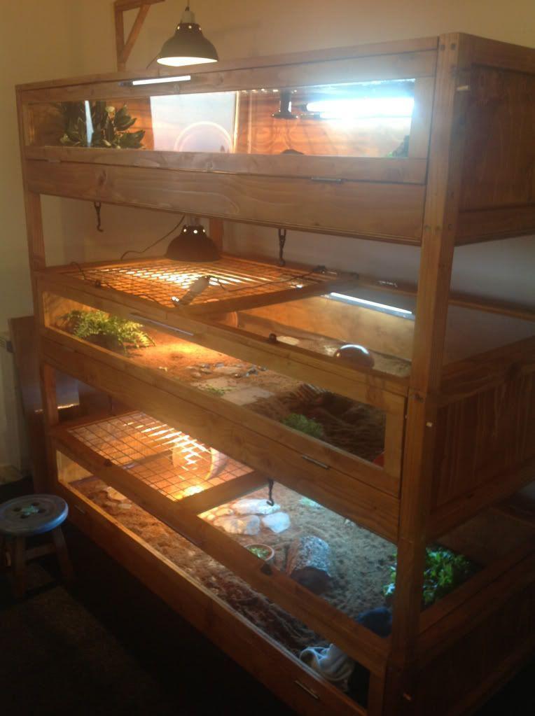 Awesome shelf style tortoise enclosures tortoise